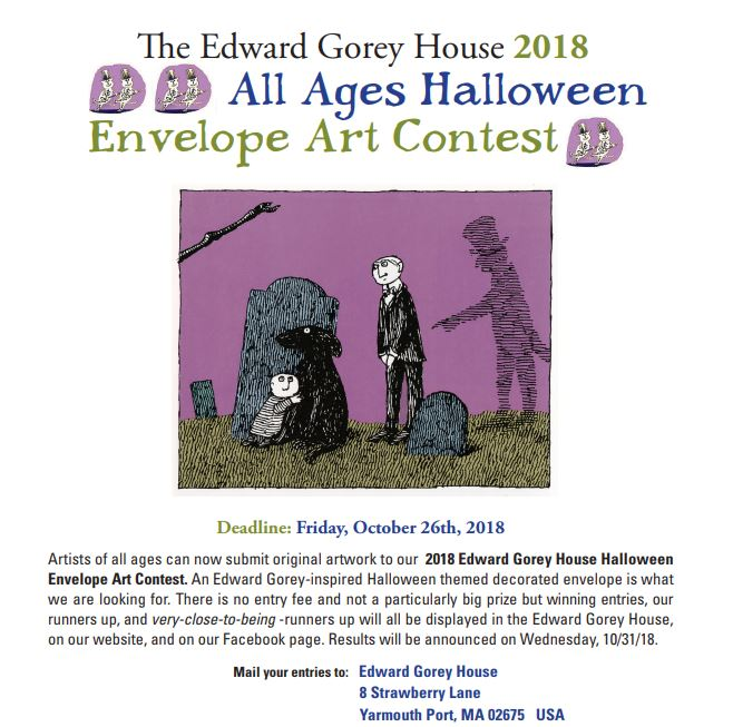 Edward gorey contest