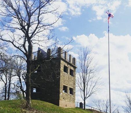 Dead mailman castle