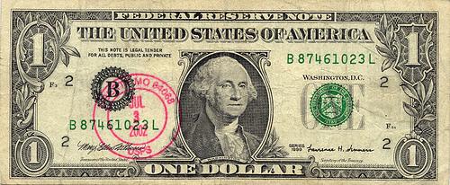 Money stamp