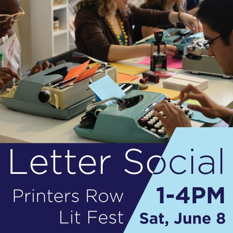Printers row social
