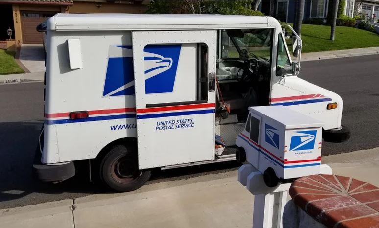 Post truck