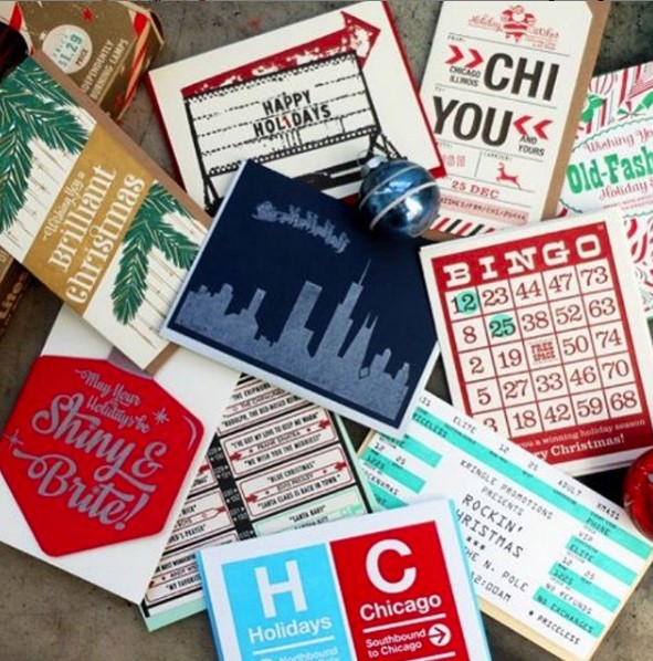 Letter Writers Alliance: Holiday Card Etiquette